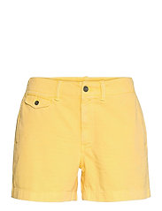 Cotton Chino Short - OASIS YELLOW