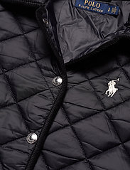 Polo Ralph Lauren - Cropped Barn Jacket - quilted jackets - polo black - 4