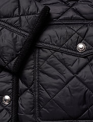 Polo Ralph Lauren - Cropped Barn Jacket - quilted jackets - polo black - 5