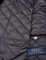 Polo Ralph Lauren - Cropped Barn Jacket - quilted jackets - polo black - 6