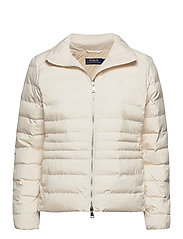 Packable Jacket - GUIDE CREAM