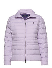 Packable Jacket - PASTEL VIOLET