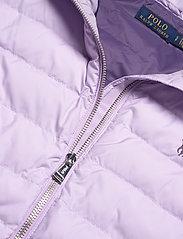 Polo Ralph Lauren - Packable Jacket - dun- & vadderade jackor - pastel violet - 2