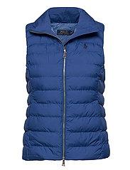 Packable Vest - AGED ROYAL
