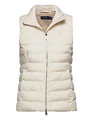Packable Vest - GUIDE CREAM