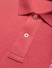 Polo Ralph Lauren - Cotton Polo Dress - short dresses - amalfi red - 2