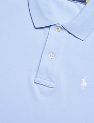 Polo Ralph Lauren - Cotton Polo Dress - hverdagskjoler - elite blue/c1750 - 3
