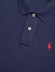 Polo Ralph Lauren - Cotton Polo Dress - hverdagskjoler - newport navy/c387 - 3