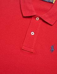 Polo Ralph Lauren - Cotton Polo Dress - hverdagskjoler - rl 2000 red/c7998 - 3