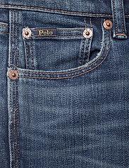 Polo Ralph Lauren - Tompkins Skinny Crop Jean - skinny jeans - medium indigo - 3