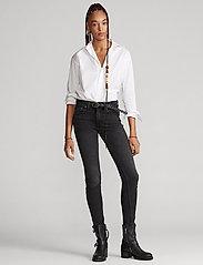 Polo Ralph Lauren - Tompkins Skinny Jean - skinny jeans - washed black - 0