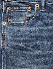 Polo Ralph Lauren - Tompkins Skinny Crop Jean - slim jeans - dark indigo - 2