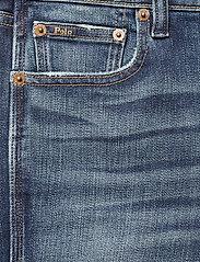 Polo Ralph Lauren - Tompkins Skinny Crop Jean - slim jeans - dark indigo - 3
