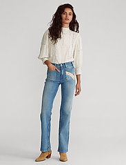 Polo Ralph Lauren - Jenn Flare Jean - schlaghosen - light indigo - 0