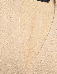 Polo Ralph Lauren - Wool-Blend Cardigan - cardigans - tallow cream heat - 2