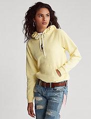 Polo Ralph Lauren - Pony Fleece Hoodie - hoodies - banana peel - 0