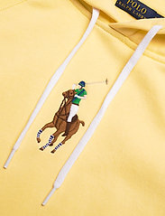 Polo Ralph Lauren - Pony Fleece Hoodie - hoodies - banana peel - 3