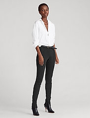 Polo Ralph Lauren - Stretch Skinny Pant - trousers with skinny legs - polo black - 0