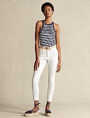 Polo Ralph Lauren - Stretch Chino Skinny Pant - chinos - deckwash white - 0