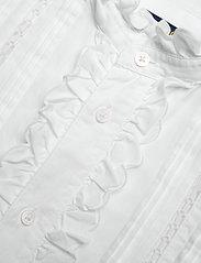 Polo Ralph Lauren - VINTAGE POPLIN-LSL-SHT - long sleeved blouses - white - 3