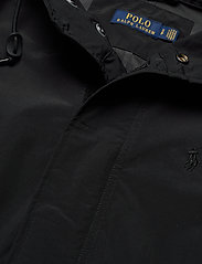 Polo Ralph Lauren - RECYCLED RIPSTOP-NIN-JKT - parka coats - polo black - 4