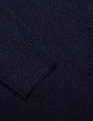 Polo Ralph Lauren - Wool-Blend V-Neck Sweater - jumpers - boathouse navy he - 3