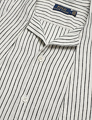 Polo Ralph Lauren - Y/D LINEN STRIPE-SSL-SHT - kortærmede skjorter - 542g nevis/polo b - 2