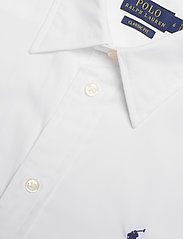 Polo Ralph Lauren - Polo Cotton Cloth Mask - long-sleeved shirts - white - 2