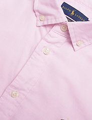 Polo Ralph Lauren - LT WT OXFORD-LSL-SHT - long-sleeved shirts - deco pink - 2