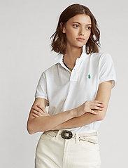 Polo Ralph Lauren - The Earth Polo - polohemden - pure white - 0