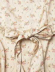 Polo Ralph Lauren - Floral Satin Dress - midi dresses - 793 gentle floral - 4