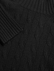 Polo Ralph Lauren - Buttoned-Placket Turtleneck - turtlenecks - polo black - 2