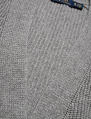 Polo Ralph Lauren - Ribbed Wool-Blend Cardigan - cardigans - fawn grey heather - 4