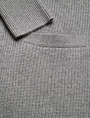 Polo Ralph Lauren - Ribbed Wool-Blend Cardigan - cardigans - fawn grey heather - 5