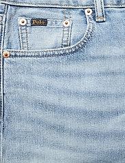 Polo Ralph Lauren - Callen High-Rise Slim Jean - slim jeans - light indigo - 3