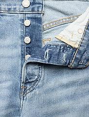Polo Ralph Lauren - Callen High-Rise Slim Jean - slim jeans - light indigo - 4