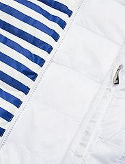 Polo Ralph Lauren - Belmont Striped Down-Filled Vest - puffer vests - white/blue stripe - 5