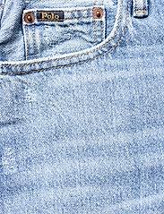 Polo Ralph Lauren - Denim Midi Skirt - denimnederdele - medium indigo - 3