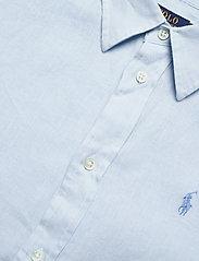 Polo Ralph Lauren - Relaxed Fit Linen Shirt - langærmede skjorter - beryl blue - 2