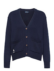 COTTON JERSEY-LSL-SWT - HUNTER NAVY