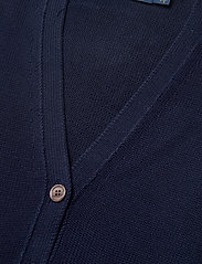 Polo Ralph Lauren - COTTON JERSEY-LSL-SWT - cardigans - hunter navy - 3