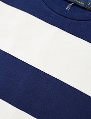 Polo Ralph Lauren - PIMA TENCEL RIB-SLS-CSD - sommerkjoler - holiday navy/nevi - 3