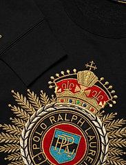 Polo Ralph Lauren - Lunar New Year Crest Sweatshirt - sweatshirts - polo black - 2