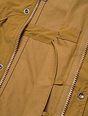 Polo Ralph Lauren - MDNA WNDBRK-JACKET - parka coats - harvest - 4