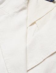 Polo Ralph Lauren - Double-Breasted Linen Blazer - dobbeltradede blazere - nevis - 3