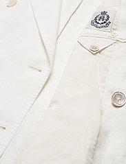 Polo Ralph Lauren - Double-Breasted Linen Blazer - dobbeltradede blazere - nevis - 5