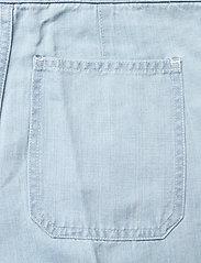 Polo Ralph Lauren - Margery Wide-Leg Jean - brede jeans - light indigo - 4