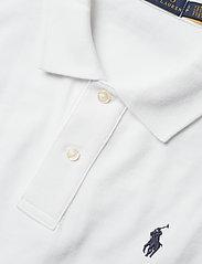Polo Ralph Lauren - Cotton Sleeveless Polo Shirt - polohemden - white - 2