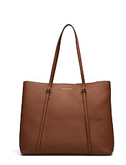 Large Leather Lennox Tote