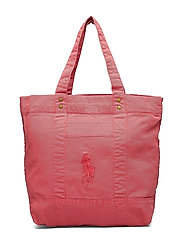 SUNFADED CHINO-LG PP TOTE-TTE-LRG - NANTUCKET RED